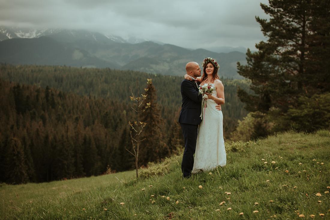 Sesja Ślubna Tatry VIVATORRE 1705NIP3703b
