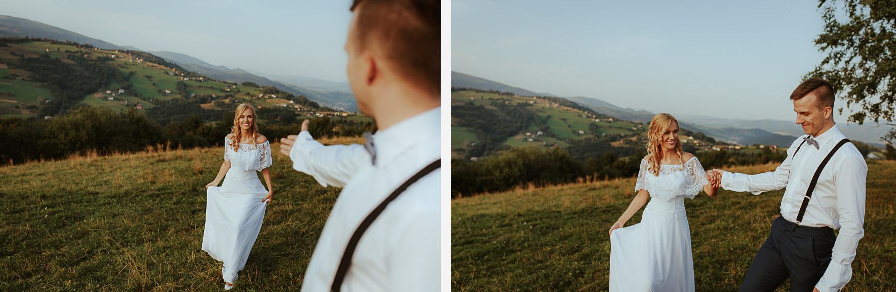 Plener Ślubny w górach 163 40v