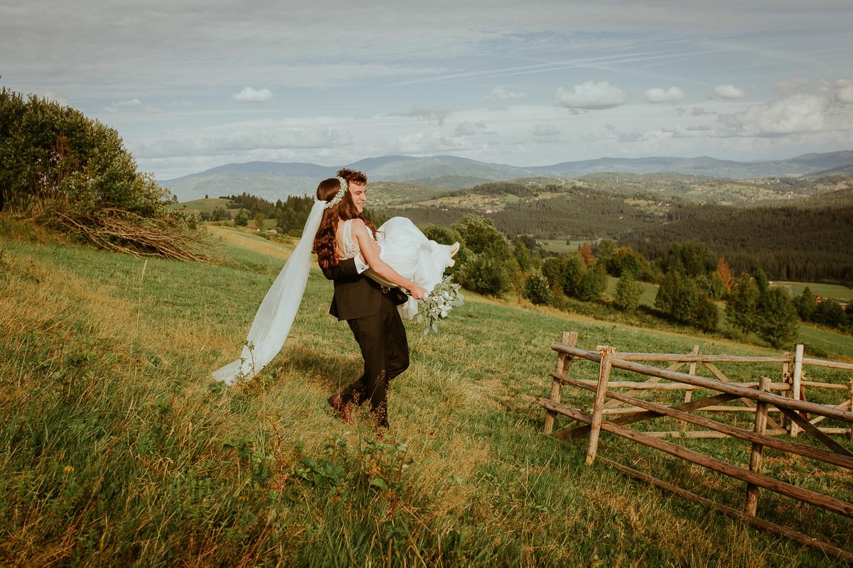 Plener Ślubny w górach jesienią 128 108 190727KP4989