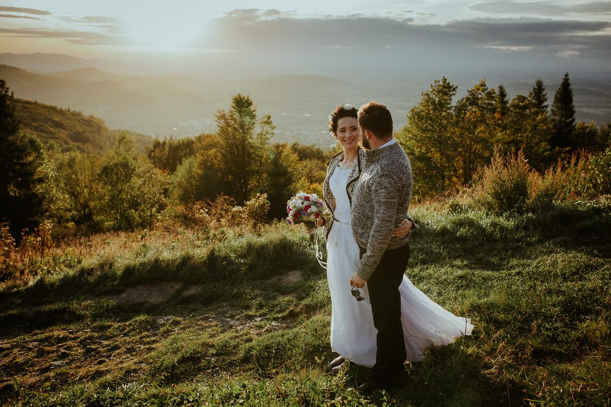 Sesja Ślubna w górach jesień 043 035 190928NL5608a