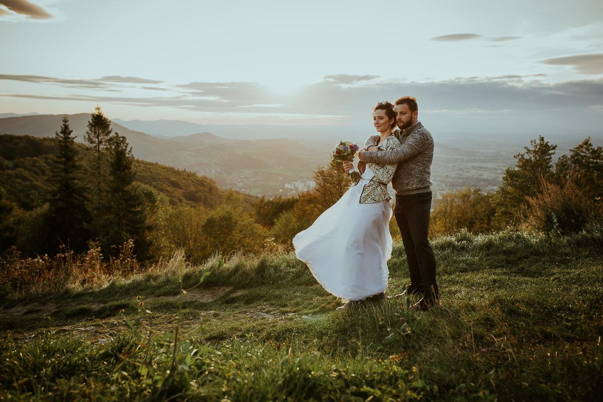 Sesja Ślubna w górach jesień 045 037 190928NL5660
