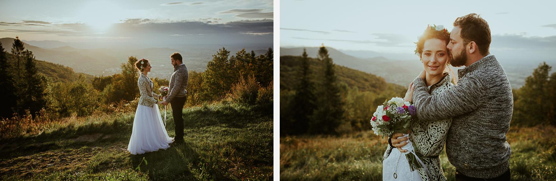 Sesja Ślubna w górach jesień 046 a9a