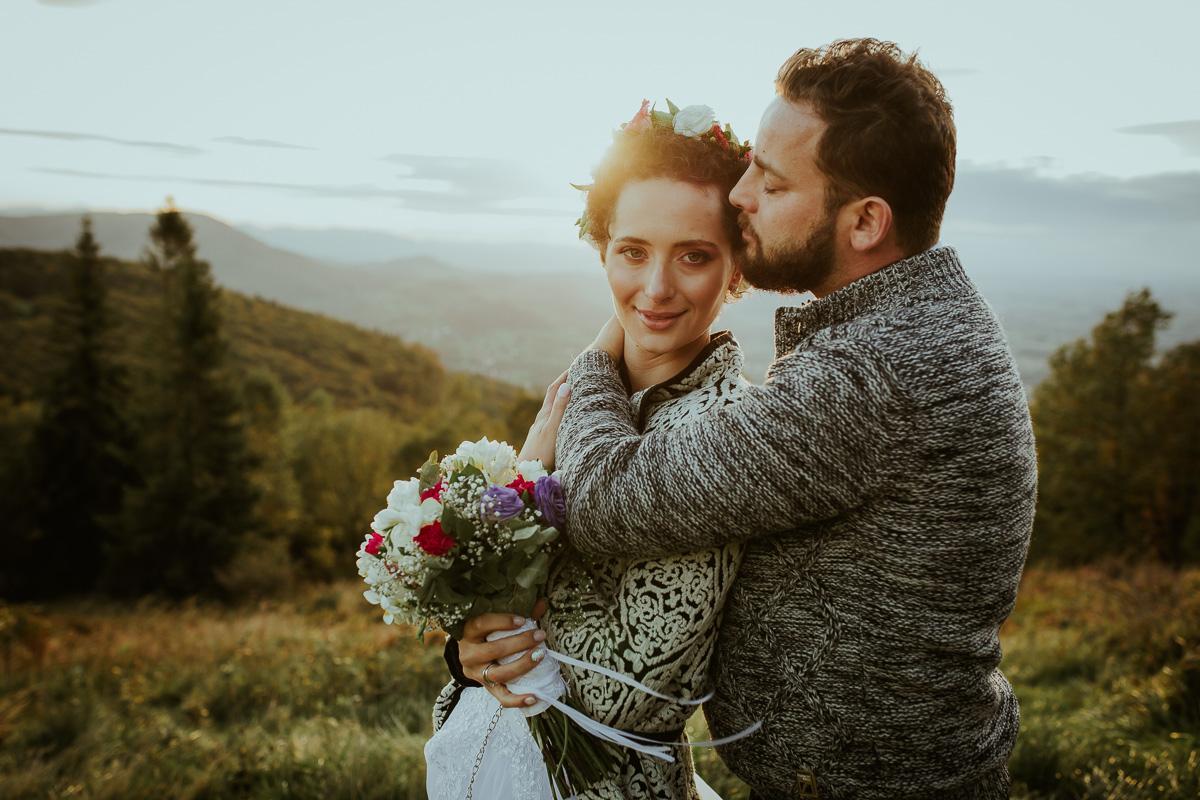 Sesja Ślubna w górach jesień 047 038 190928NL5701