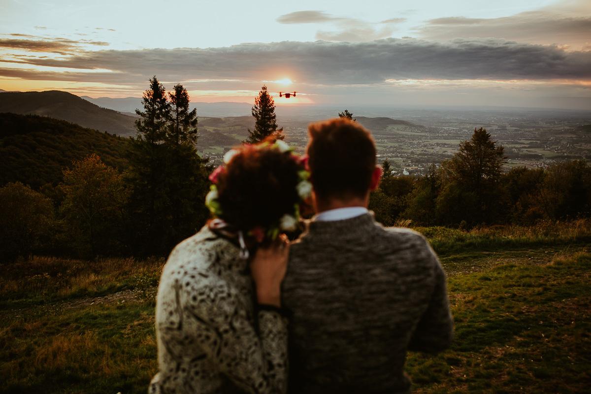 Sesja Ślubna w górach jesień 057 047 190928NL5936