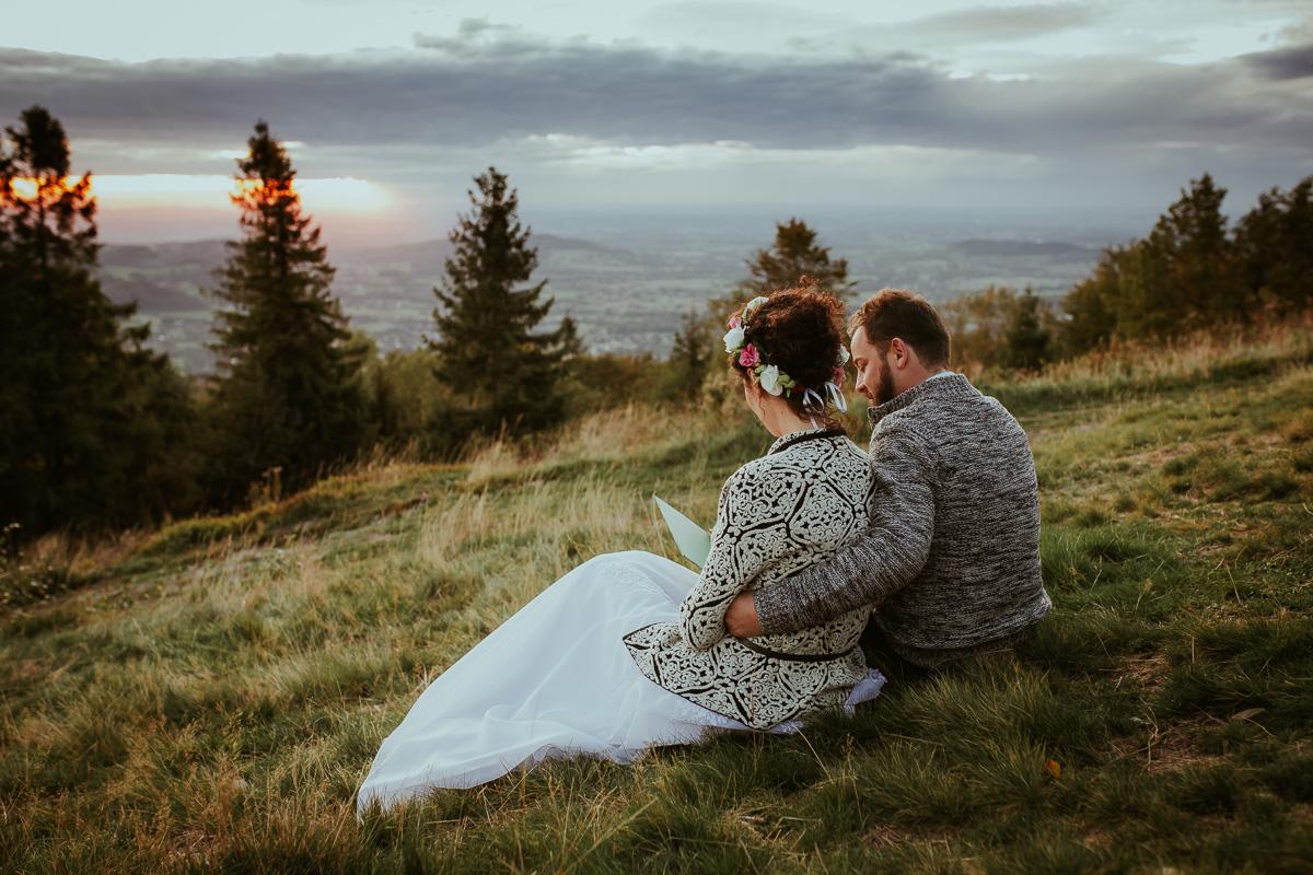 Sesja Ślubna w górach jesień 058 048 190928NL5963