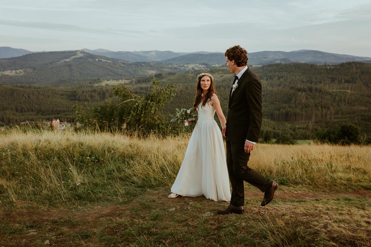 Sesja Ślubna w górach jesienią 176 148 190727KP6775