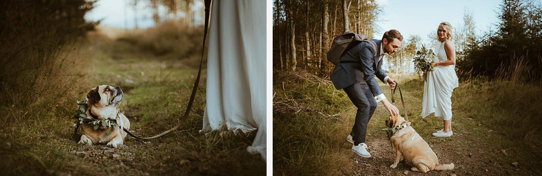 plener slubny na jesieni w gorach ustron rownica beskidy 007