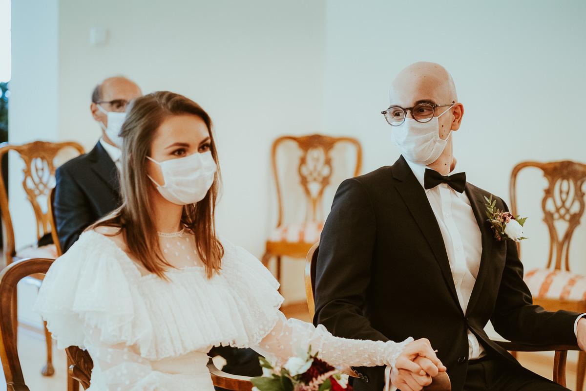reportaz slubny czechowice slub w pandemii 024