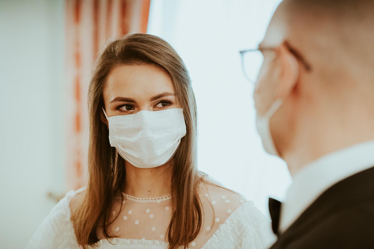 reportaz slubny czechowice slub w pandemii 026