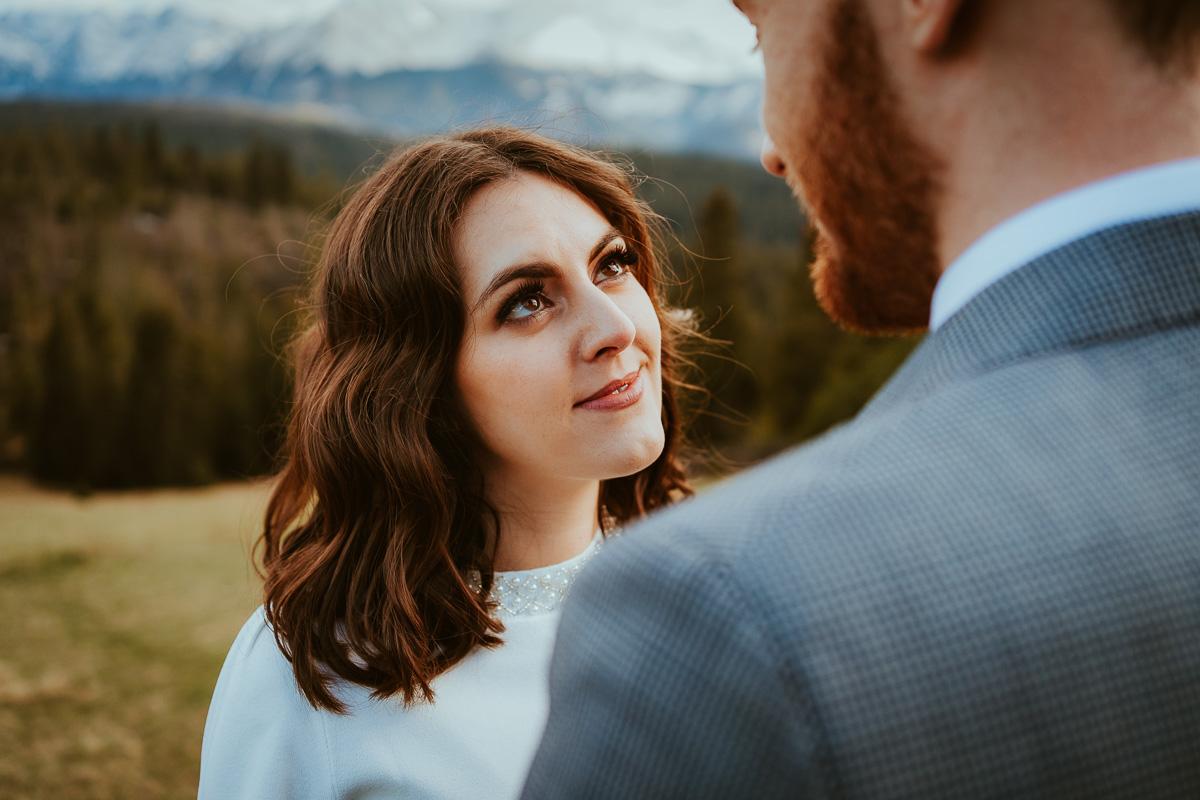 sesja ślubna w górach na glodówce 32 027 210508SK1191