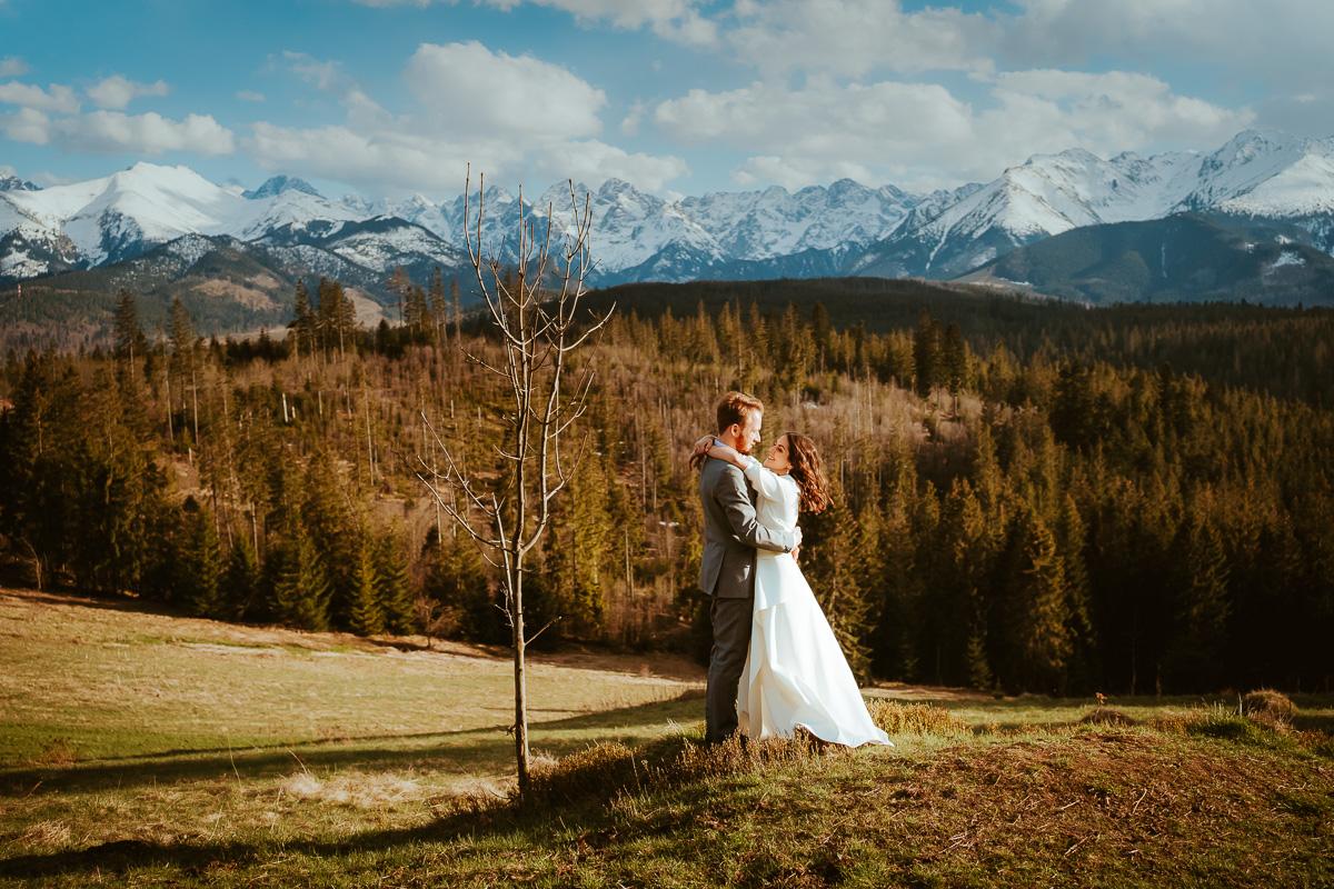 sesja ślubna w górach na glodówce 33 028 210508SK1283