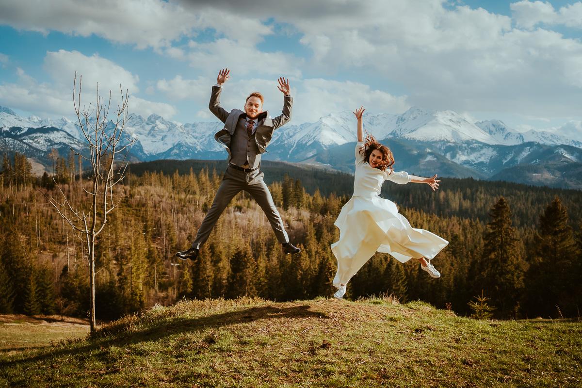 sesja ślubna w górach na glodówce 34 029 210508SK1300
