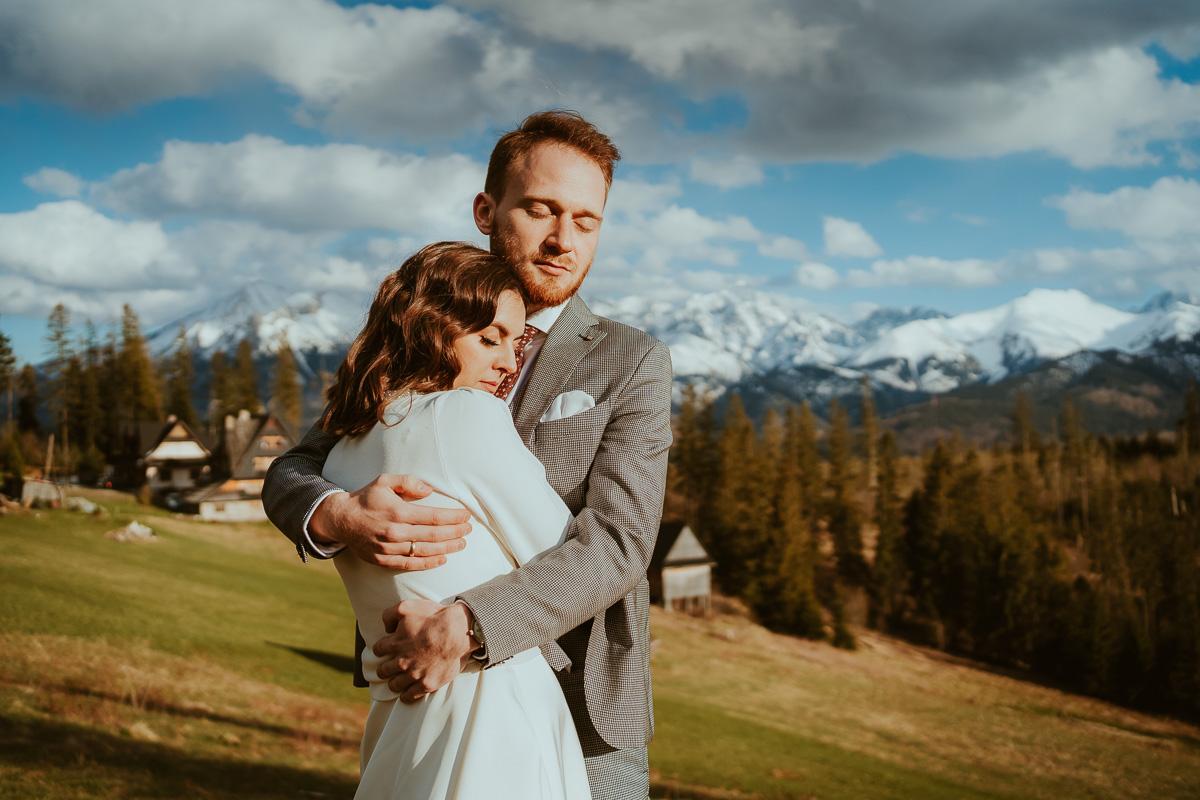 sesja ślubna w górach na glodówce 38 032 210508SK1413