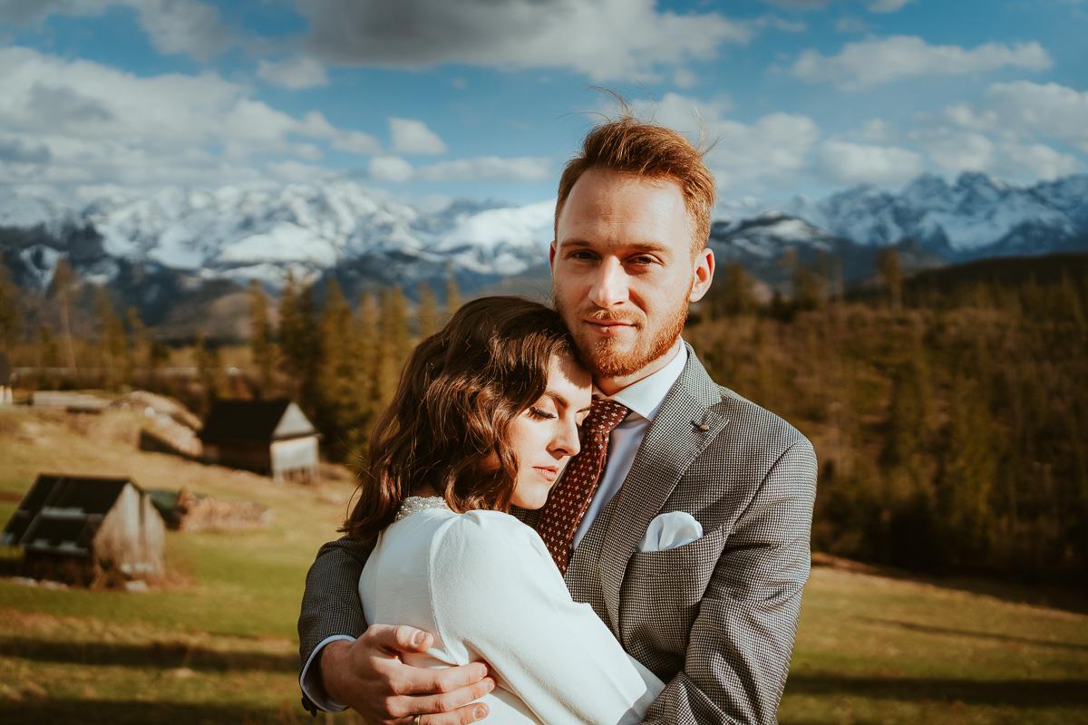 sesja ślubna w górach na glodówce 39 033 210508SK1429