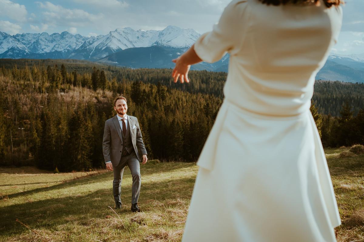 sesja ślubna w górach na glodówce 40 034 210508SK1445