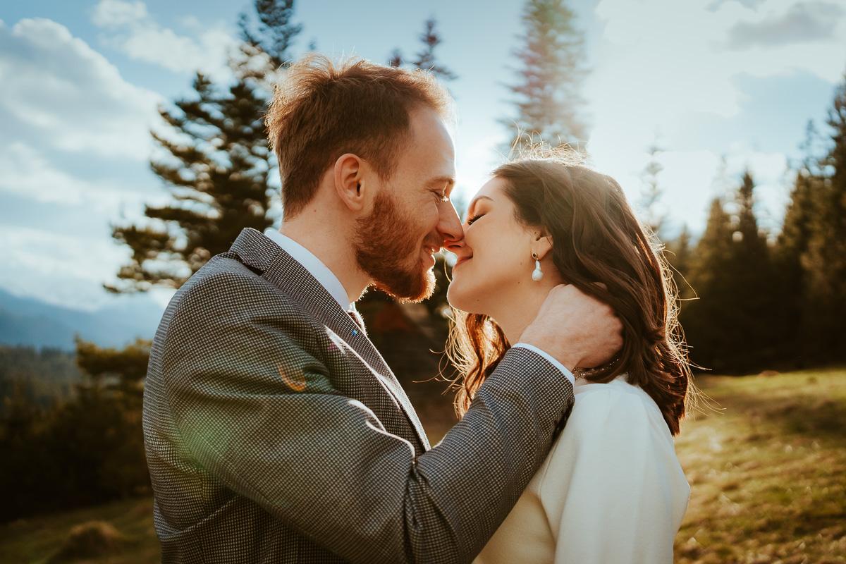 sesja ślubna w górach na glodówce 45 038 210508SK1583